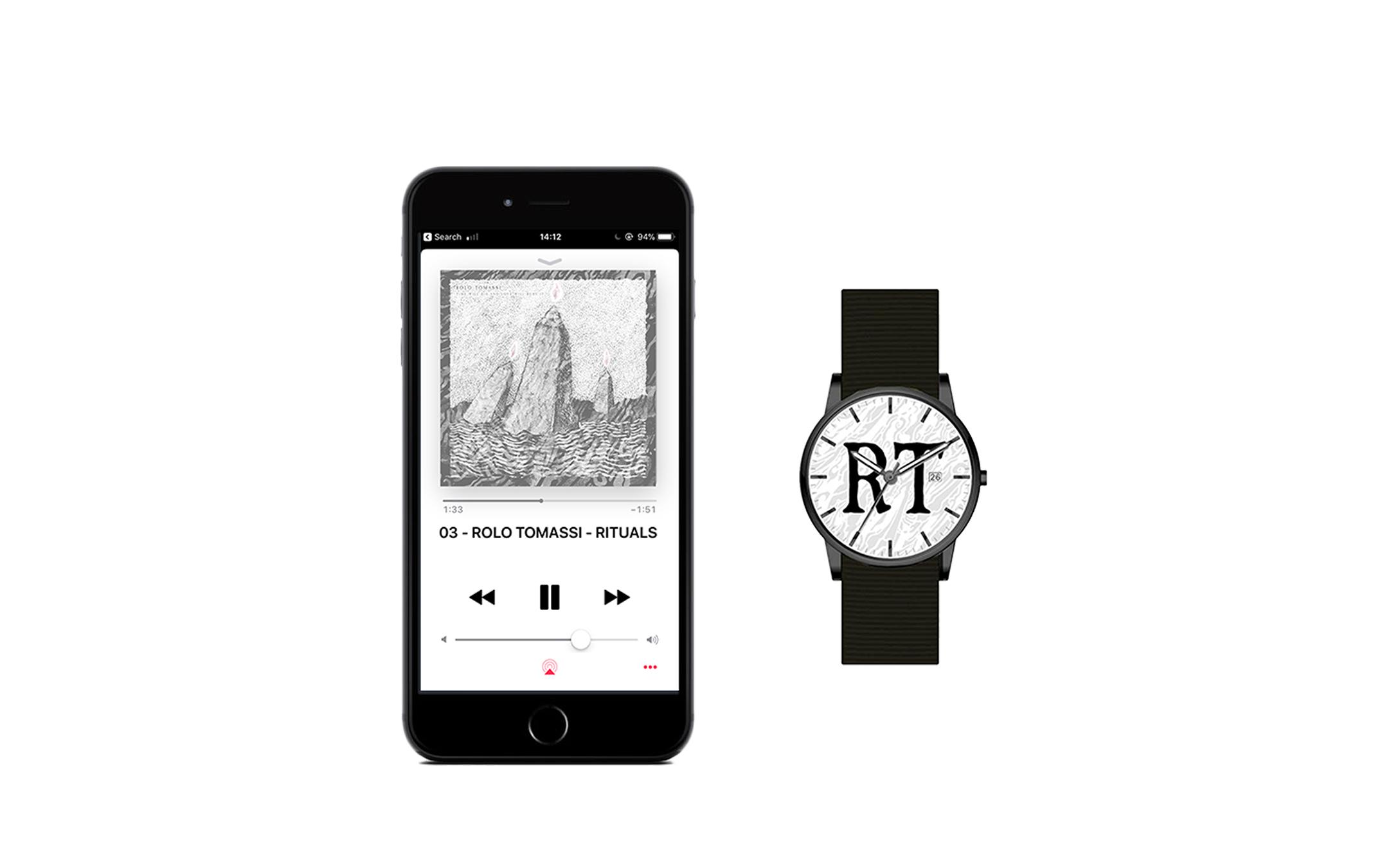 Rolo Tomassi - '...Love Will Bury It' DD + watch