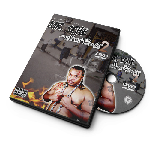 Mr. Sche - Street Credit 2 DVD