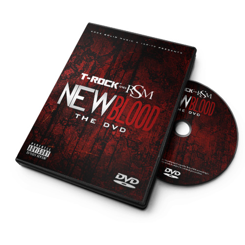 T-Rock & RSM - New Blood: The DVD