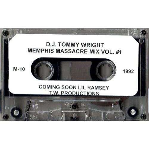 Tommy Wright III - Memphis Massacre Mixtape Vol. 1 (1992)