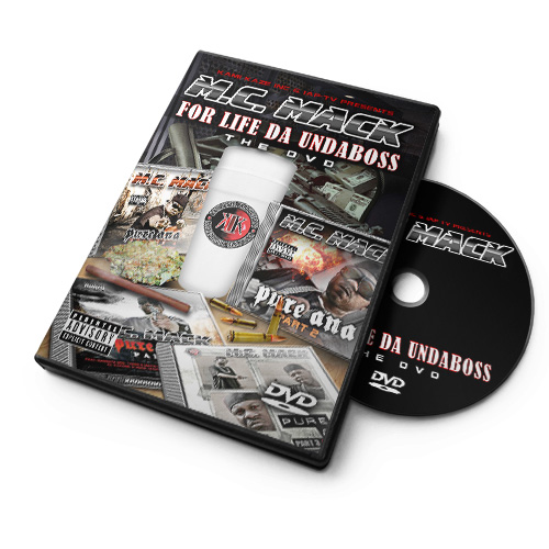 M.C. Mack - For Life Da Undaboss: The DVD