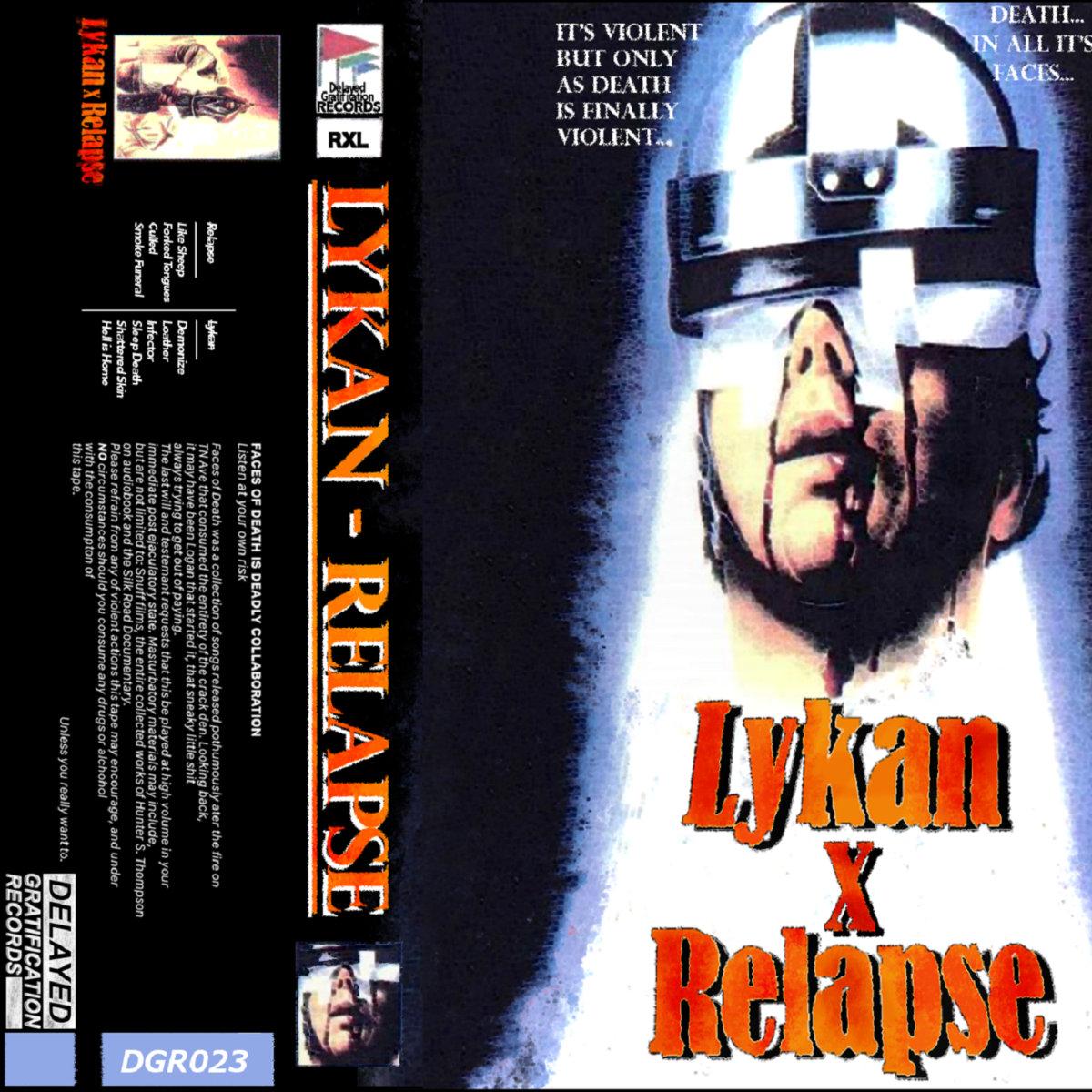 Relapse / Lykan - Split