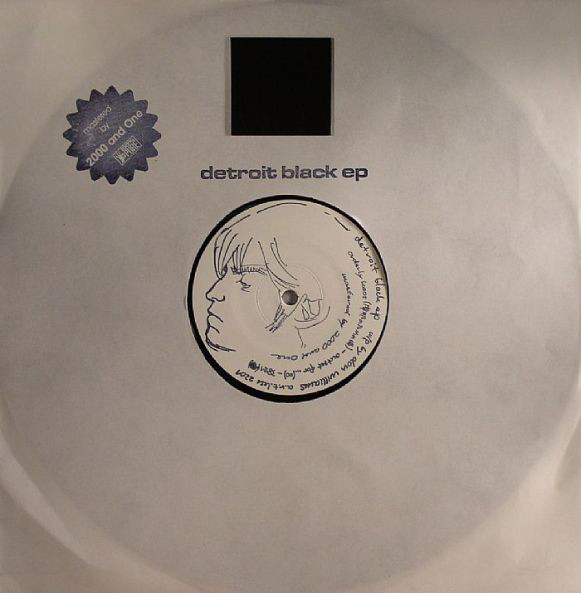Don Williams – Detroit Black EP (a.r.t.less)