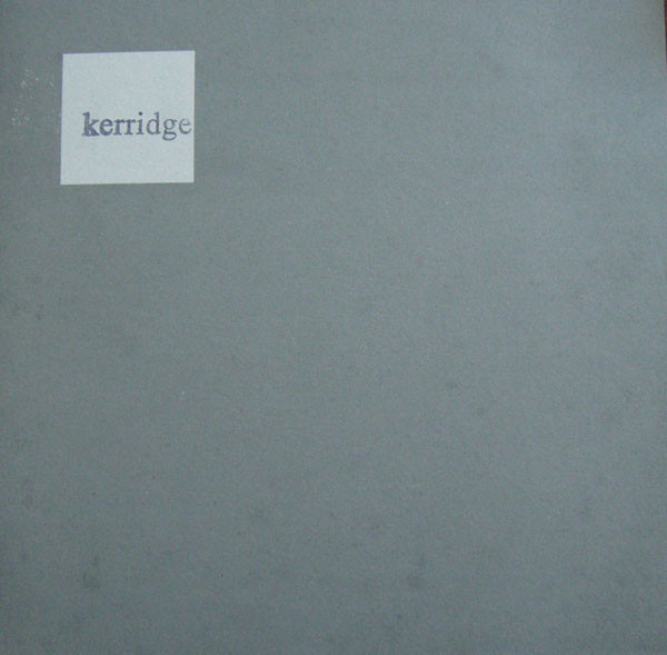 Kerridge ‎– From The Shadows That Melt The Flesh 1-4 (Downwards)