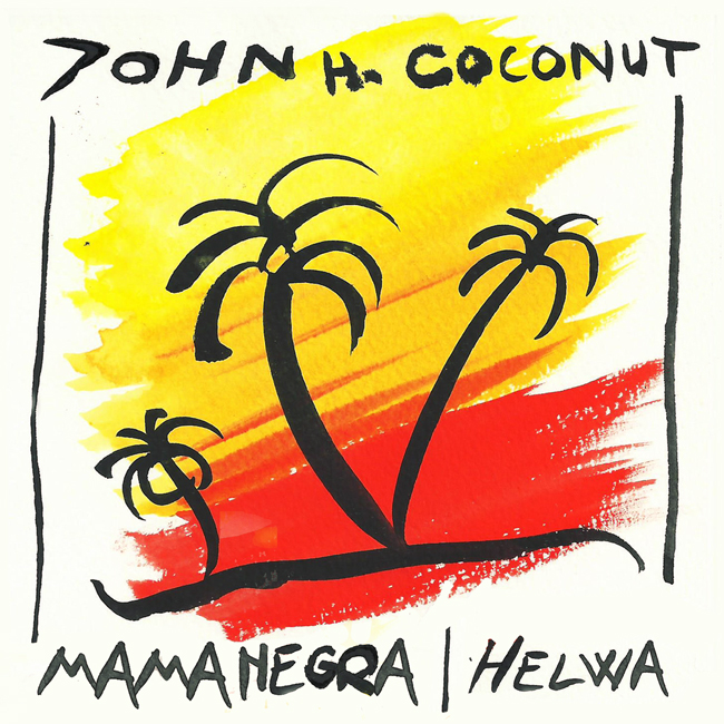 John Humphrey Coconut - Mama Negra / Helwa