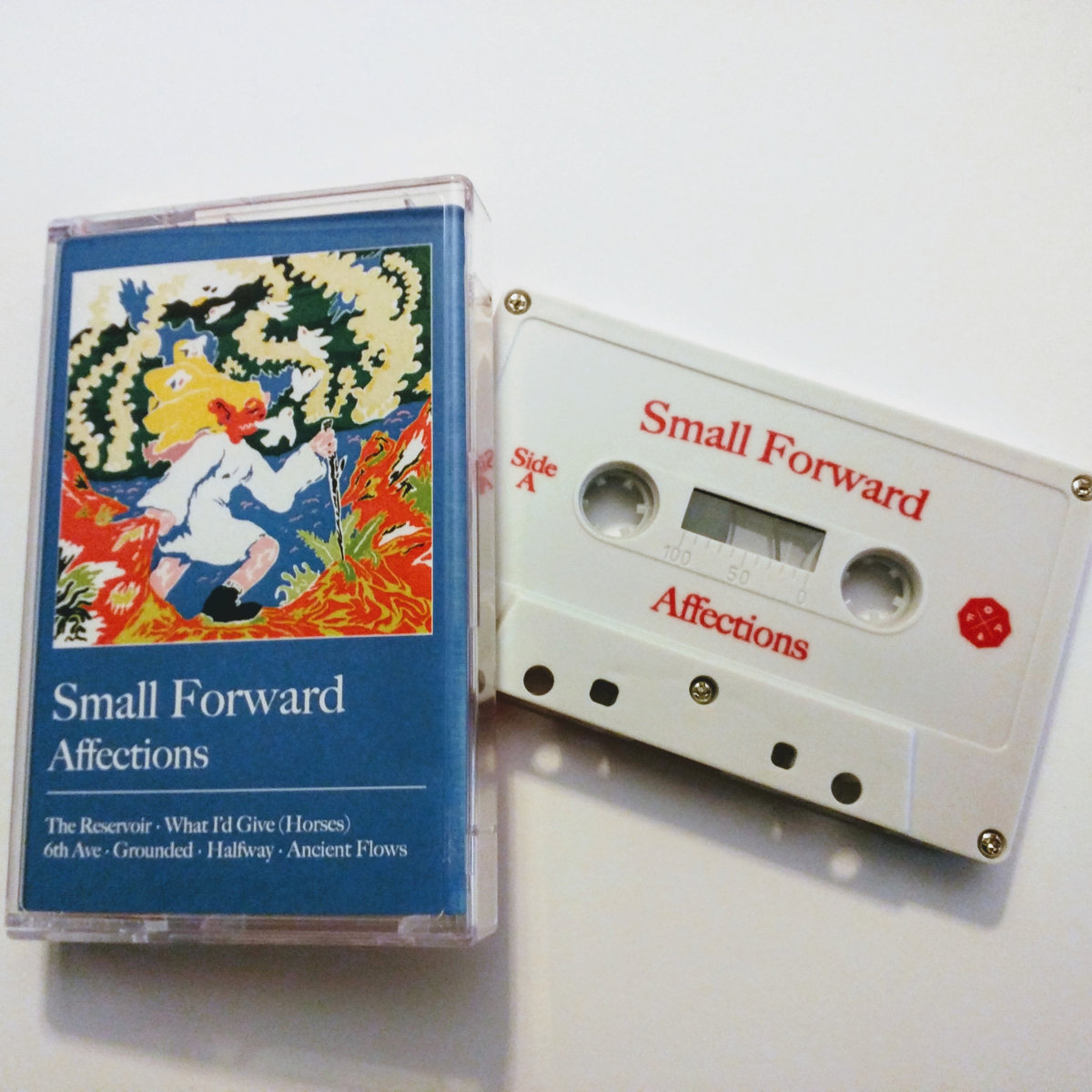 [Sold Out] Small Forward - Affections (Forged Artifacts)