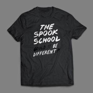 The Spook School – Be Different Shirt