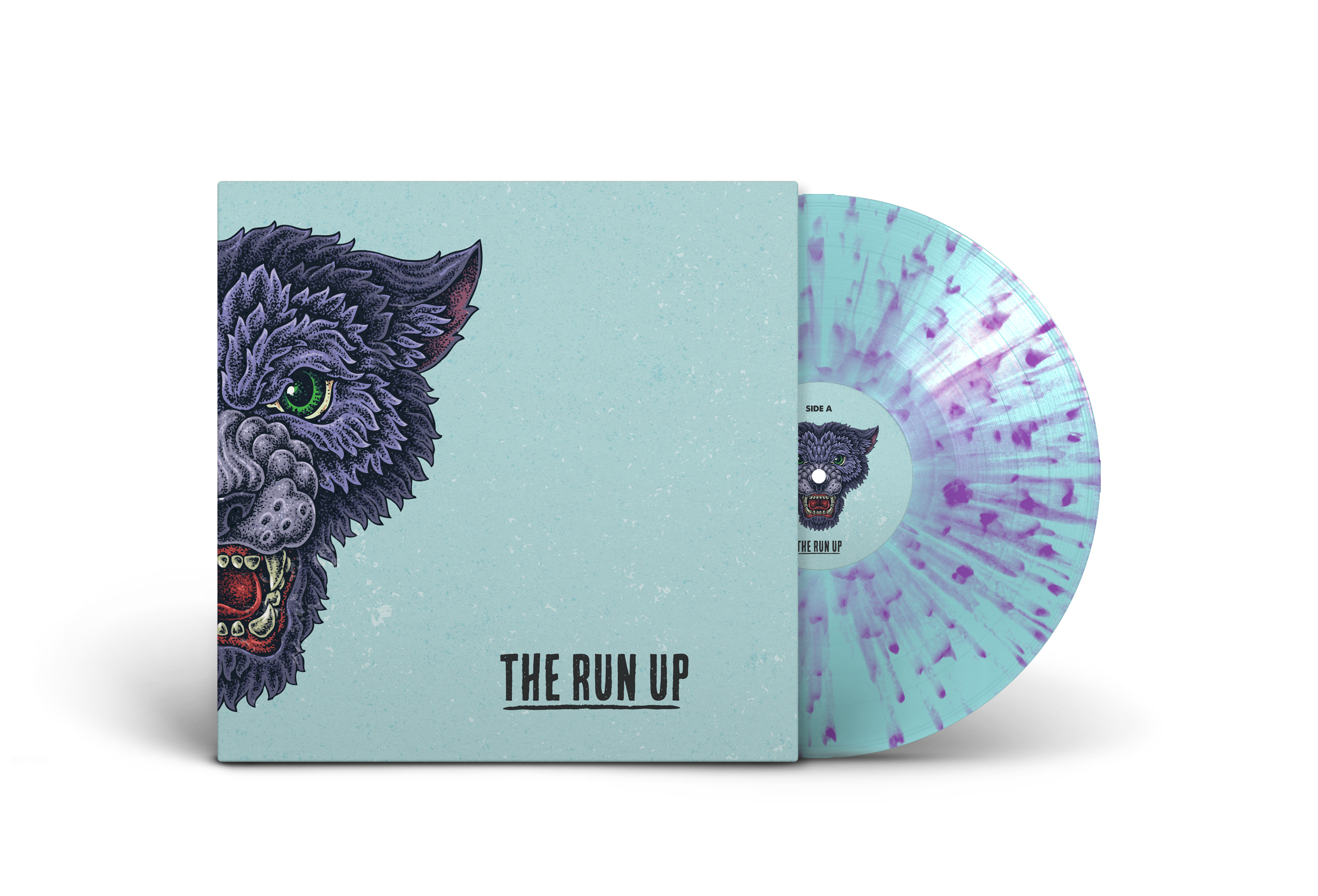 The Run Up - Self Titled LP DIGITAL ONLY