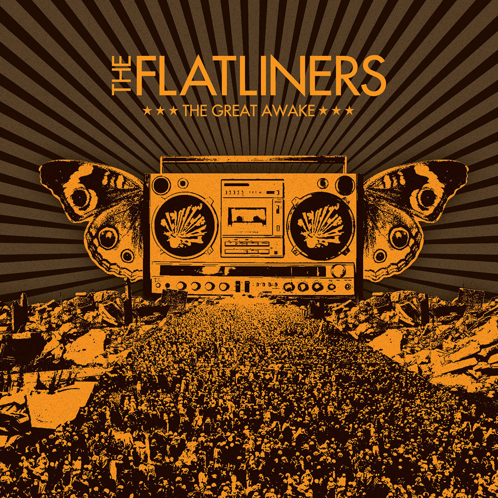 The Flatliners - The Great Awake LP