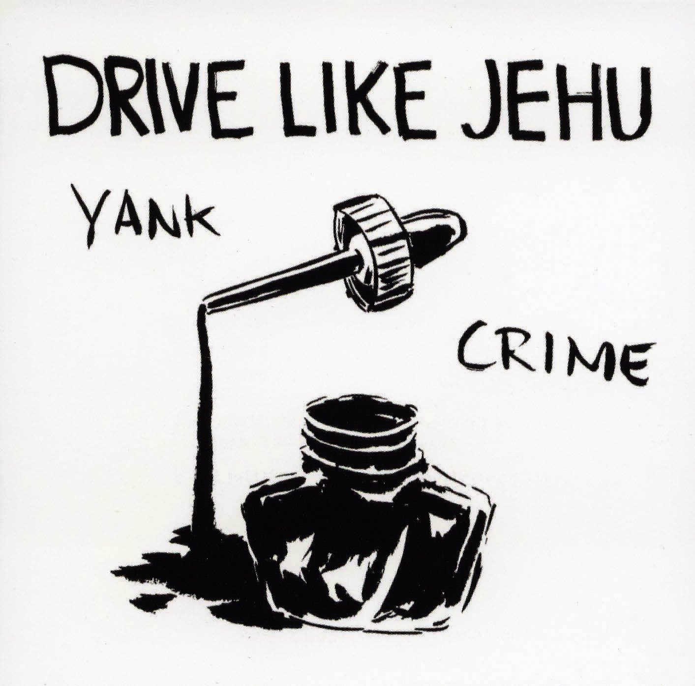 Drive Like Jehu - Yank Crime LP + 7