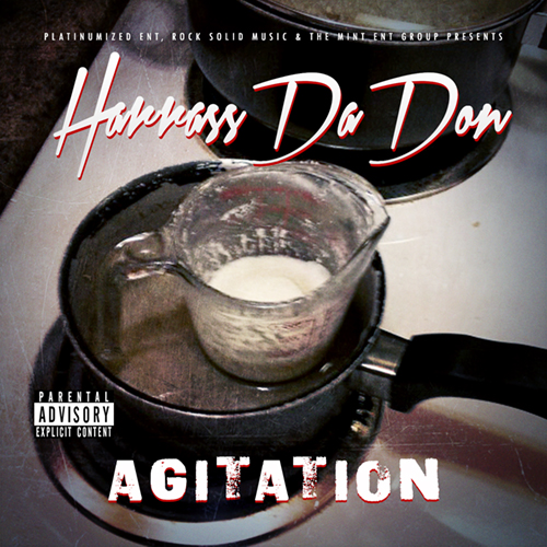 Harrass Da Don - Agitation