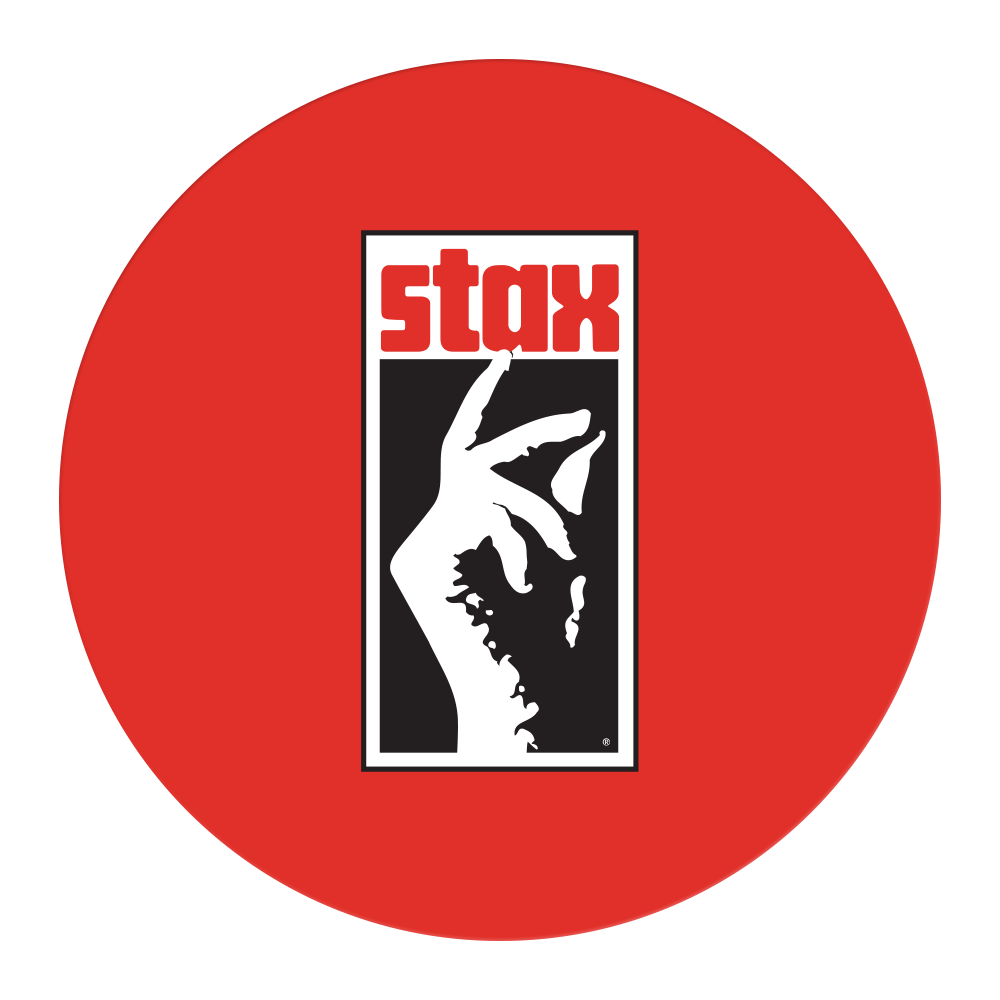 Stax Red Turntable Mat