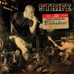 STRIFE ´Live At The Troubadour´ [LP & DVD]