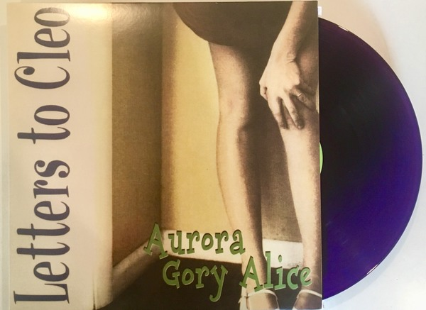 Aurora Gory Alice Vinyl Reissue [Translucent Purple]