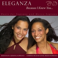 Eleganza - Because I Knew You Album On CD