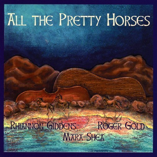 Rhiannon Giddens & Elftones - All The Pretty Horses Album On CD