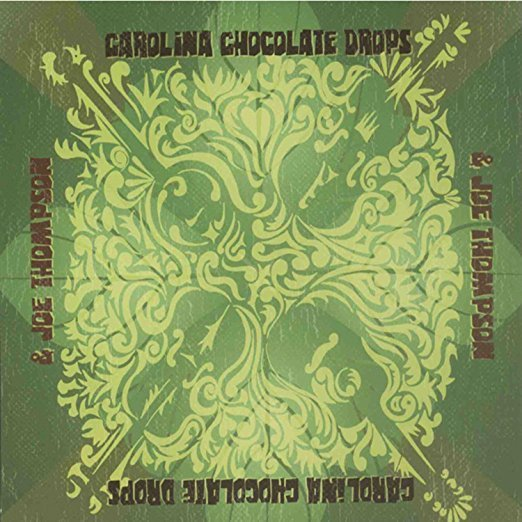 Carolina Chocolate Drops & Joe Thompson - Live At Merlefest Album On CD