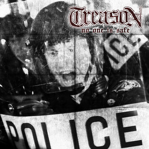 TREASON ´No One Is Safe´ [LP]