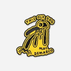 Mac Demarco DOG DOODLE PATCH