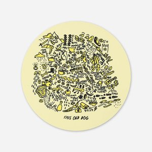 Mac Demarco THIS OLD DOG SLIPMAT