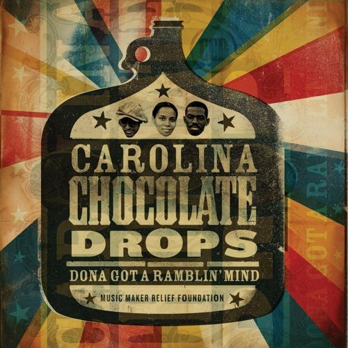 Carolina Chocolate Drops - Dona Got A Ramblin Mind Album On Vinyl