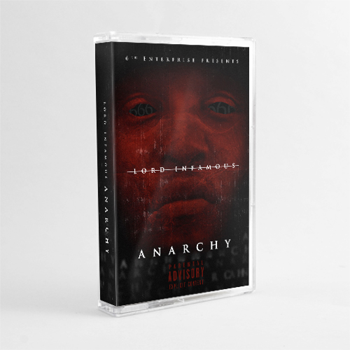Lord Infamous - Anarchy (Cassette)