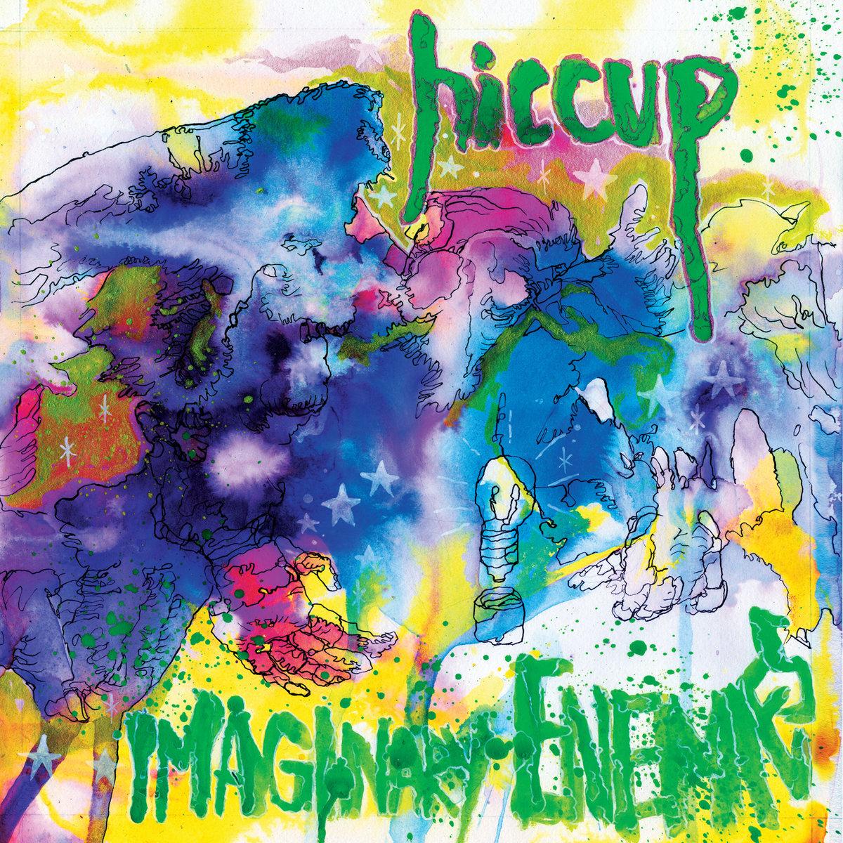 Hiccup - Imaginary Enemies LP