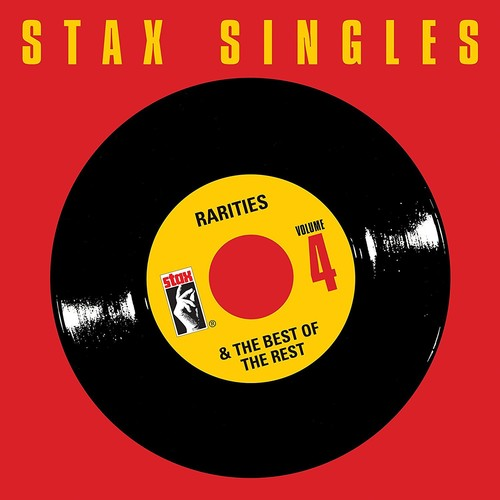 Stax Singles, Vol. 4: Rarities & The Best Of The Rest (CD box)