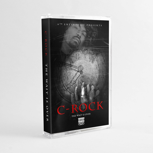 C-Rock - Tha Wait Is Over (Cassette)