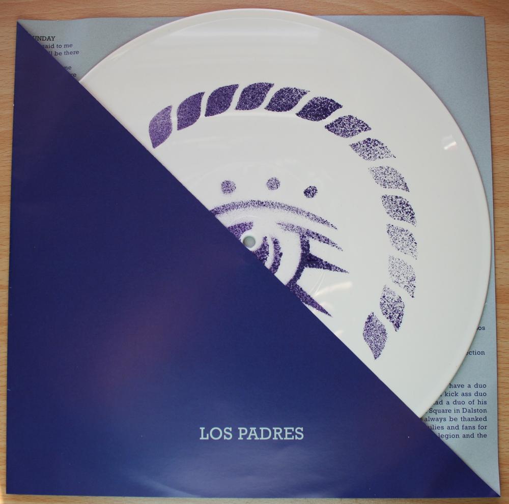 LOS PADRES - Struggle 12