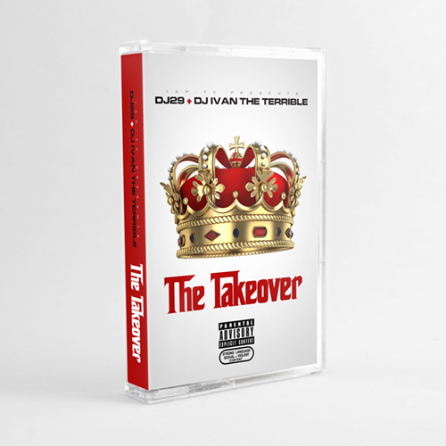 Various Artists - IAP-TV Presents The Takeover (Cassette)