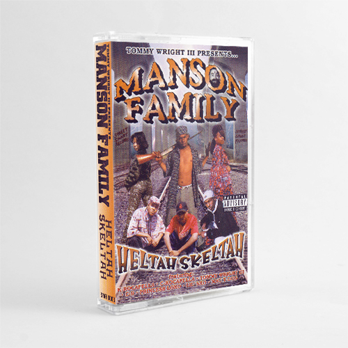 Manson Family - Heltah Skeltah (Cassette)