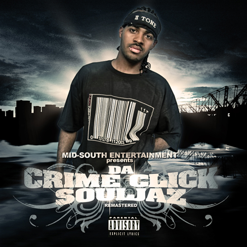 Da Crime Clique Souljaz - Killaz From Da Darkside