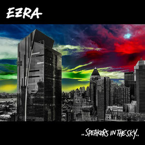 Ezra Kire - Speakers in the Sky LP