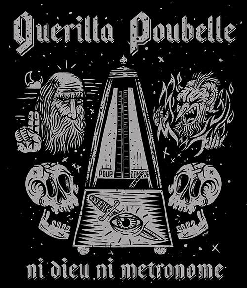 Guerilla Poubelle - TS ni dieu ni metronome