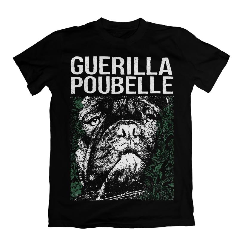 Guerilla Poubelle - TS chien