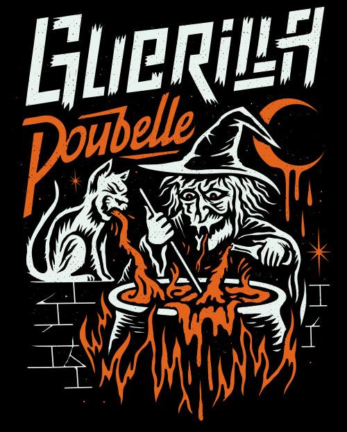 Guerilla Poubelle - TS sorcière