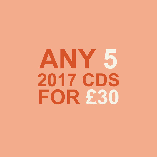 5 CDs for £30