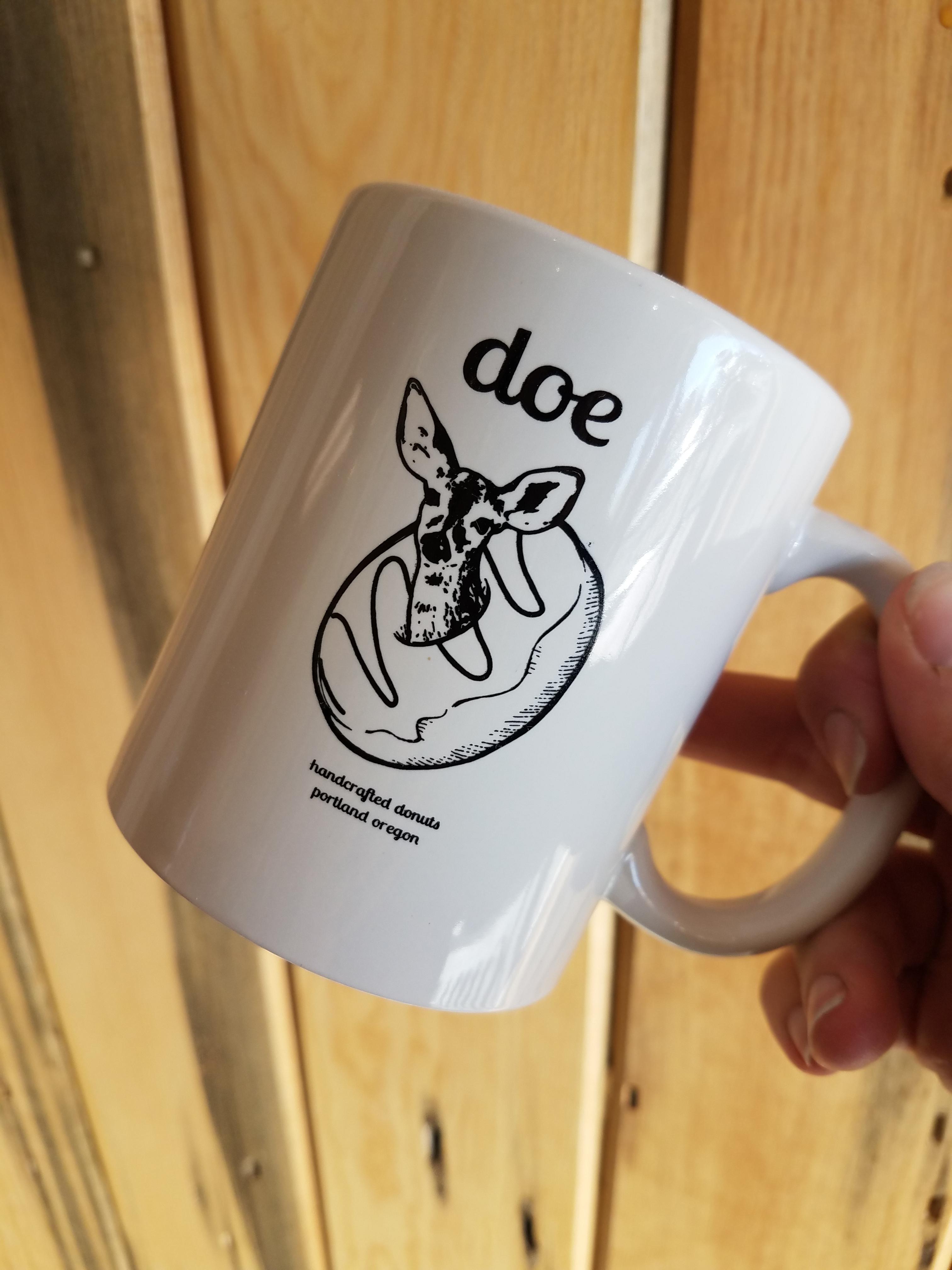 Doe Donuts Mug