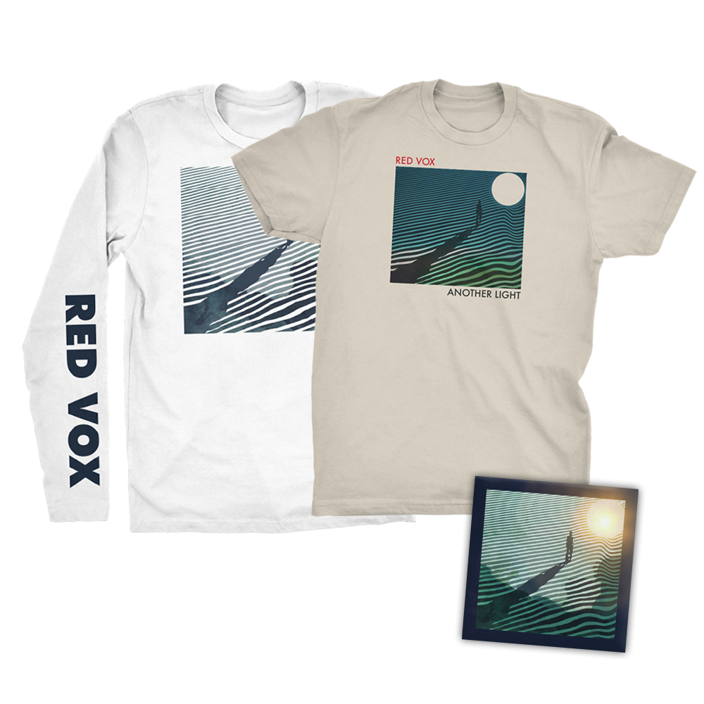 Another Light CD + Tee + Long Sleeve Tee