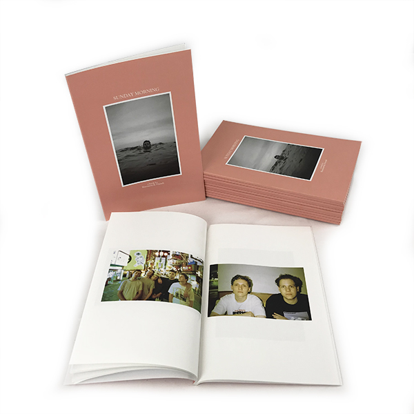 Basement - Sunday Morning Photobook