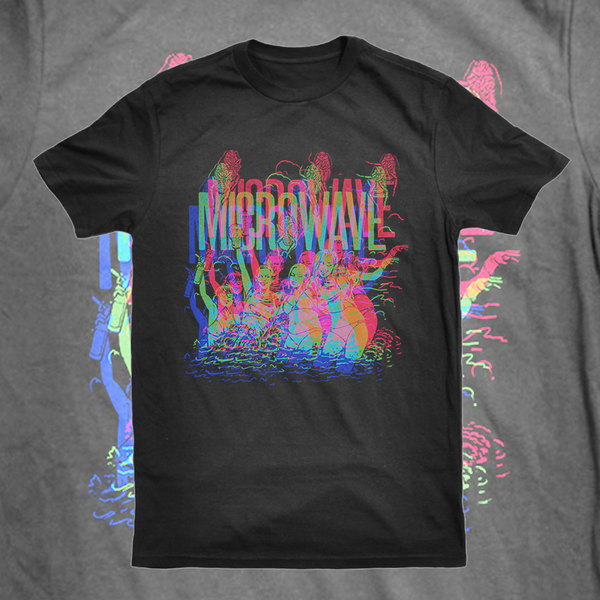 Trippy Visuals T Shirt