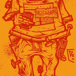 Hellworms 7-inch OOP