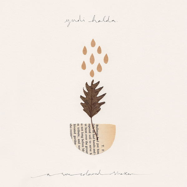 yndi halda - A Sun Coloured Shaker EP LP