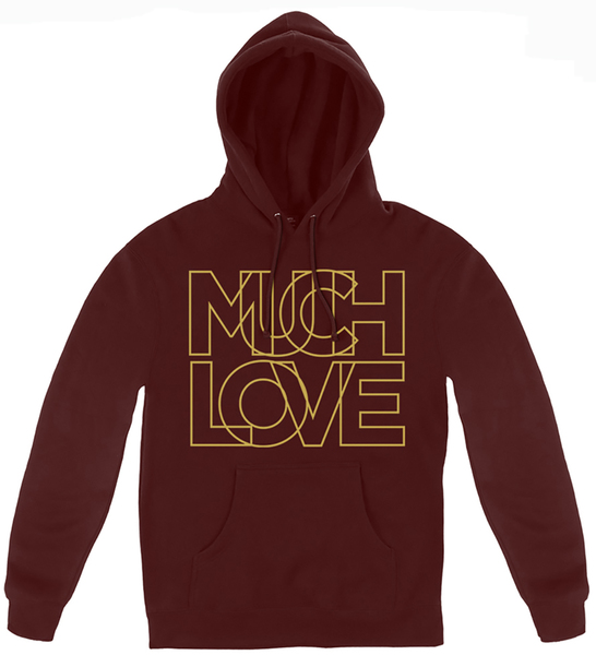 Much Love Pullover Hoodie
