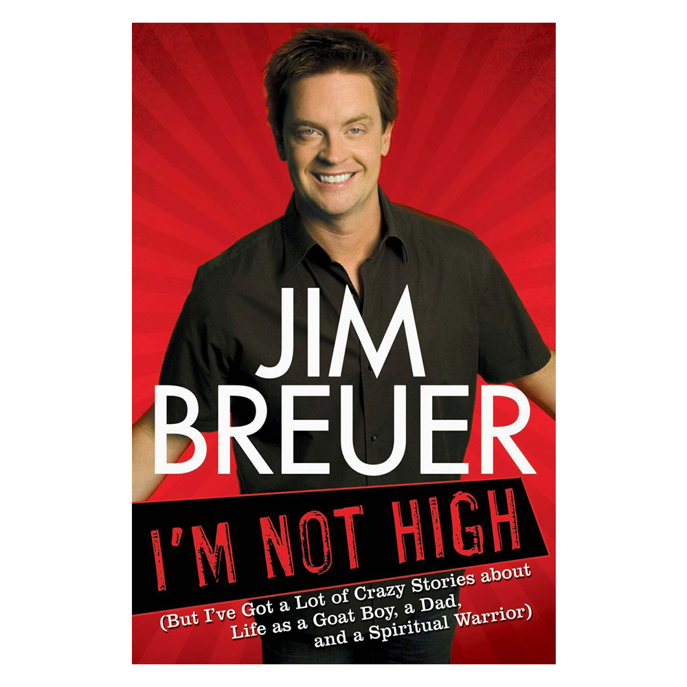 Autographed I'm Not High Book