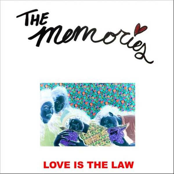 Memories - Love is the Law Cassette Tape