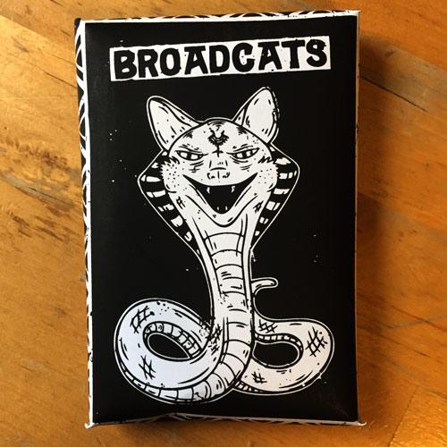 Broadcats - st