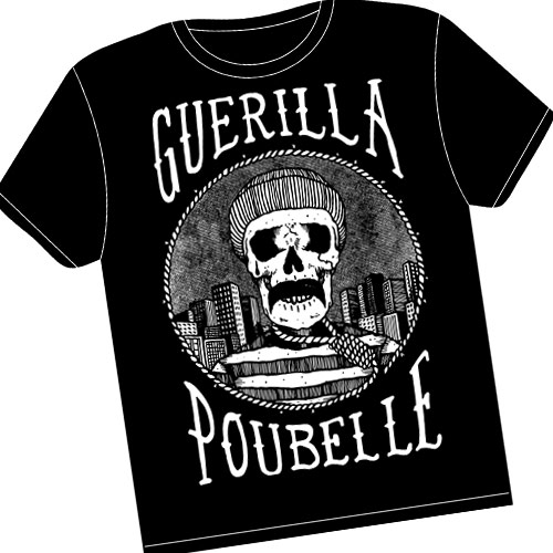 Guerilla Poubelle - TS Sad Sailor