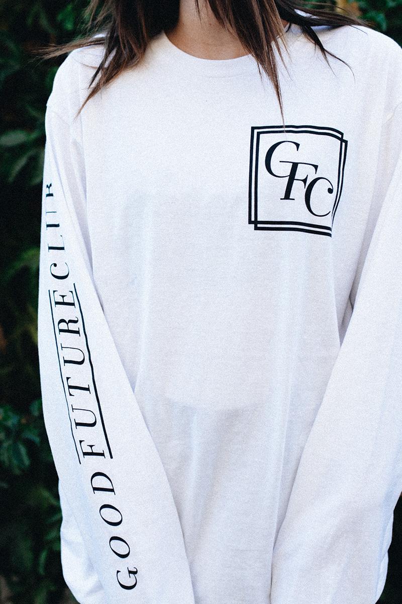 GFC Logo Box - Longsleeve